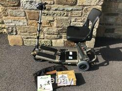 Luggie Mobility Scooter In Carrycase, Delivery Available