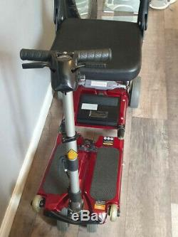 Luggie (standard) Mobility Scooter Lovely Condition With Strong Lithium Battery