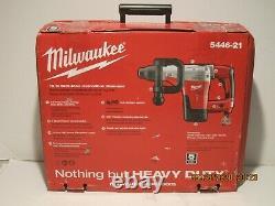MILWAUKEE 5446-21 14-AMP 15LB SDS Max Demolition HAMMER NEW IN BOX, FREE SHIP