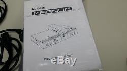 Magnum MCR-35E Heavy Duty Electric SRA3 Creasing and Perforating system