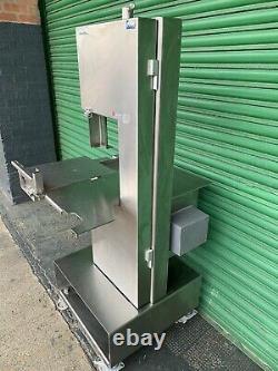 Medoc BGR 300 Floor Standing Meat Bandsaw Slicer Cutter 415V Heavy Duty RRP£6000