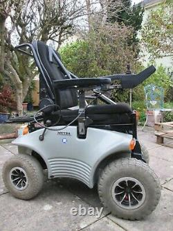 Meyra Optimus 2 All Terrain Off Road Wheelchair Mobility Disabled Scooter