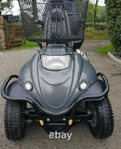 Mini Crosser M1 Mobility Scooter Can Deliver