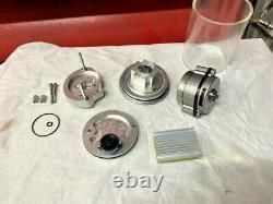Mitsubishi EVO 4 10 + Ralliart ACD / AYC Heavy-Duty electric motor and pump