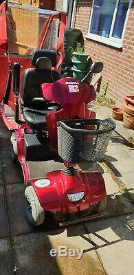 Mobility Scooter Roma Granada