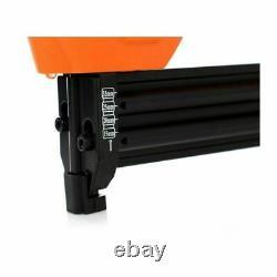 Nail Gun & Staple Gun Cordless Electric Heavy Duty Stapler Nailer 18V Li-Ion