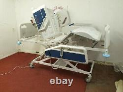 New 2020 Lightweight Electric Hospital Bed. Profiles 4 Independant Side Panels