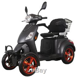 New 4 Wheeled 60V100AH 500W Electric Mobility Scooter FREE DELIVERY- Green Power