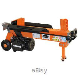 New 7 Ton Electric Heavy Duty Hydraulic Log Splitter Wood Timber Cutter Axe