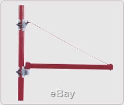New general heavy duty Swing electric Hoist Frame 1320