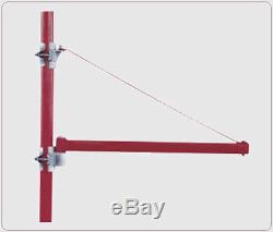 New general heavy duty Swing electric Hoist Frame 2200