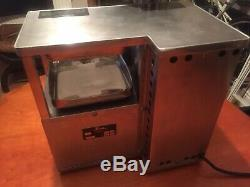 Norwalk 280 Cold Press juicer Heavy Duty Hydraulic Juicer Stainless Steel