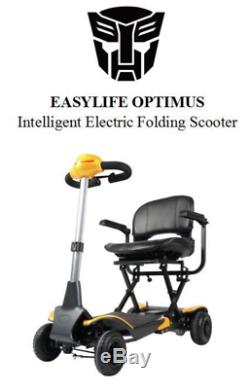 Optimus Folding Mobility Scooter