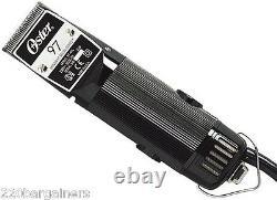 Oster Heavy Duty Professional 97-44 220 Volt Hair Trimmer Clipper (NON-USA) 220V