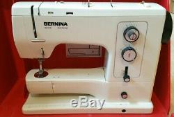 Outstanding Condition Legendary Bernina 830 Record Heavy Duty Sewing Machine
