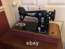PFAFF 30 Upholstery And Fabric Semi Industrial Heavy Duty Sewing Machine