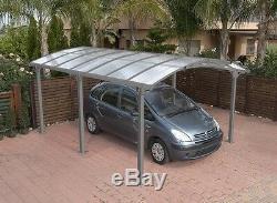 Palram Arcadia 5000 Heavy Duty Carport Kit