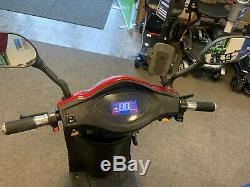 Part Ex Green Power GP500 Electric Mobility Scooter Red RB1713