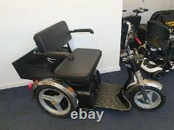 Part ex TGA Supersport 8MPH Mobility Scooter Bench Seat new batteries