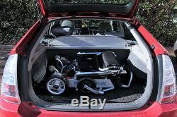 Powa10+ Heavy Duty Front Wheel Drive Folding Electric Wheelchair 2 years service