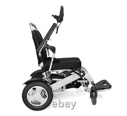 Premium Electric Wheelchair with SOS Function Heavy Duty Strong Power Wheelchair