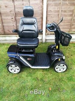 Pride Colt Executive 105 ah batteries 8 mph mobility electric scooter