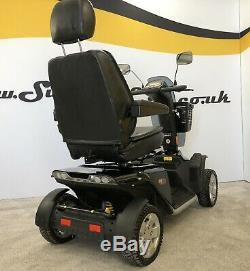 Pride Colt Executive Electric Mobility Scooter All Terrain, 8mph, Free Delivery