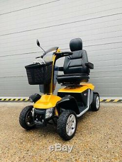 Pride Colt Executive Large Size Mobility Scooter 8 mph inc Suspension & Warranty