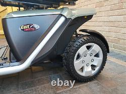 Pride Colt Executive Mobility Scooter. All Terrain Mobility Scooter. Can Deliver