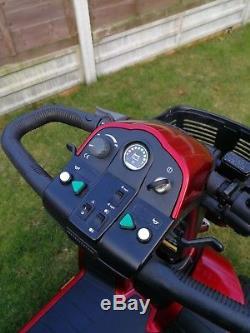 Pride Colt XL8 (Pursuit) Mobility scooter all terrain 8 mph electric