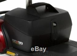 Pride Go Go Elite Large Battery Box Heavy Duty Batteries & Charger