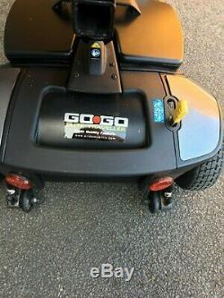 Pride Go Go Elite Traveller Mobility Scooter