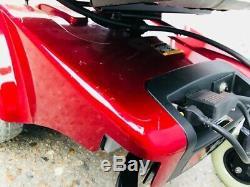 Pride Jet 3 Mobility Powerchair Power Electric Wheelchair Wheel Chair & Warranty