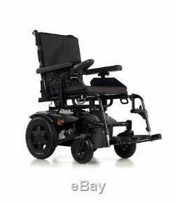 QUICKIE SALSA Q100R Electric Powerchair Wheel chair INDOOR / OUTDOOR BLACK