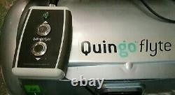 QUINGO FLYTE + REMOTE CONTROL + DOCKING STATION / RAMP Complete set. Refurbished
