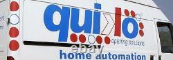 Quiko Premium Heavy-duty Electric Gate Opener Kit Dual Rams 2 Remotes 2yr Warr