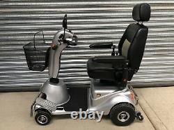 Quingo Plus Deluxe Mid Size Mobility Scooter 8 mph Road Legal inc Warranty
