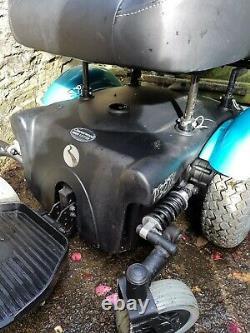 Rascal P327 XL Powerchair, Heavy Duty Electric Wheelchair Bariatric