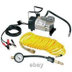 Ring RAC900 12v Car Van 4x4 Professional Heavy Duty Tyre Air Compressor Inflator