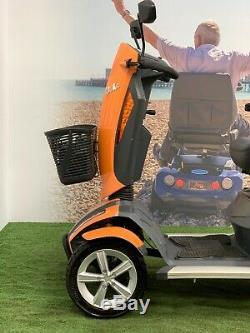 SUMMER SALE TGA VITA 4 ALL TERRAIN 8MPH Mobility Scooter
