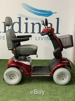 Sale Ex Demo Shoprider Cadiz 8 MPH Mobility Scooter