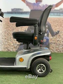 Sale Invacare Leo Silver Pavement Mobility Scooter