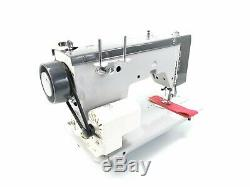 Semi Industrial Heavy Duty Zigzag Sailmaker Sewing Machine Sailcloth Canvas
