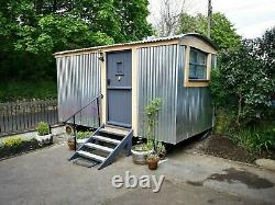 Shepherds Hut, Garden Room, Fully Insulated, Electric Hook Up, Ready To Go