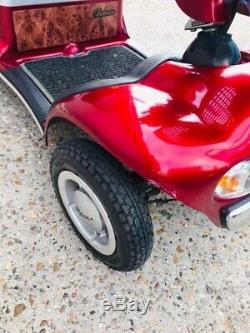 Shoprider TE-888SL Mid Size Mobility Scooter 6 mph inc Suspension & Warranty