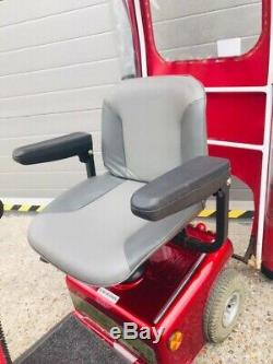 Shoprider sovereign Mobility Scooter 4 mph inc Canopy, New Batteries & Warranty