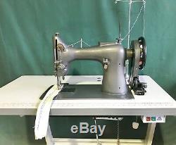 Singer 132K6 Walking Foot Heavy Duty Industrial Sewing Machine