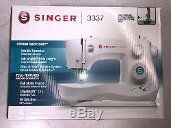 Singer 3337 Simple 29 Stitch Heavy Duty Home Sewing Machine Brand New IN HAND