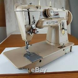 Singer 401G Slant Needle Heavy Duty Zigzag Multi Stitch Sewing Machine