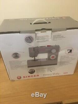 Singer 4423 Heavy Duty Strong Easy To Use Domestic Sewing Machine